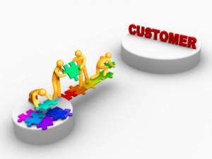 Construction de la relation entreprise - client