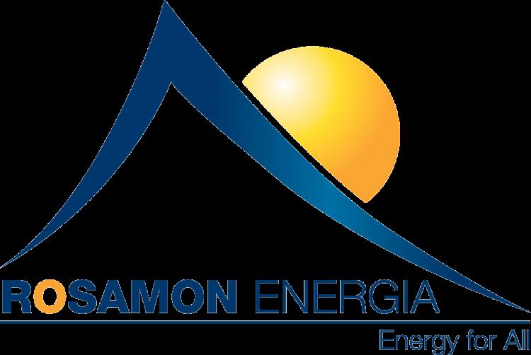 Logo ROSAMON Bleu fonce vect transp