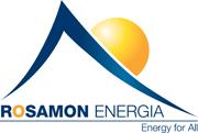 Rosamon Energia logo