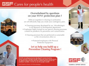 Brochure GSF Cares for people's health-1