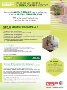 Brochure GSF USA - Green Solutions_1